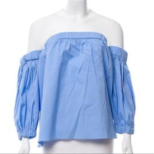 Milly blouse NWT size large